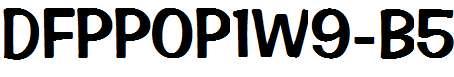 DFPOP1W9-B5