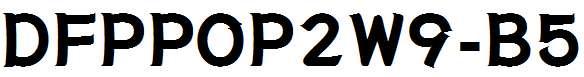 DFPOP2W9-B5