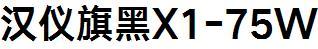 HYQiHeiX1-75W