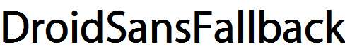 史上最全特殊符号字体提取自安卓4.0原生字体