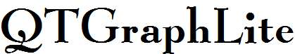 QTGraphLite-Regular
