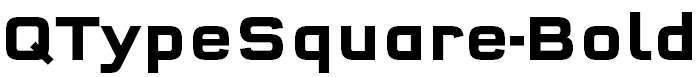 QTypeSquare-Bold