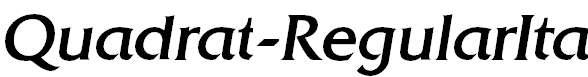 Quadrat-RegularIta