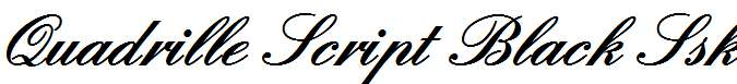 Quadrille-Script-Black-Ssk-Bold