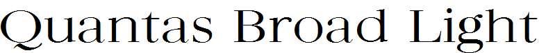 Quantas-Broad-Light-Regular