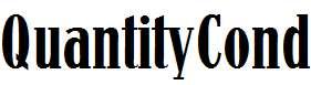 QuantityCond-Bold