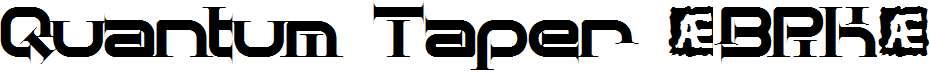 Quantum-Taper-BRK-