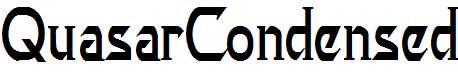 QuasarCondensed