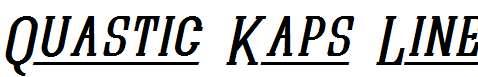 Quastic-Kaps-Line-Italic