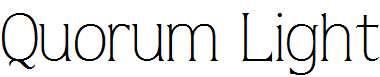 Quorum-Light-Regular