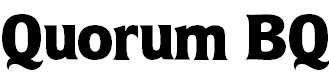 QuorumBQ-Black