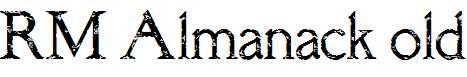 RM-Almanack-old-Regular