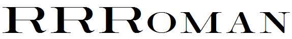 RRRoman