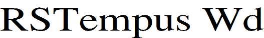 RSTempus-Wd