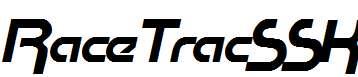 RaceTracSSK-Italic