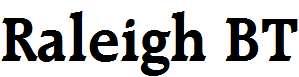 Raleigh-BT-Bold