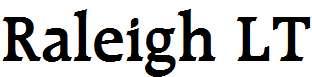 Raleigh-LT-Demi-Bold