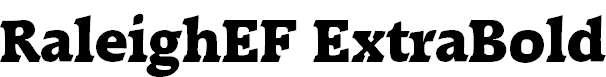 RaleighEF-ExtraBold
