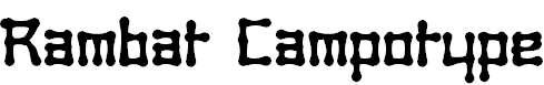 RambatCampotype