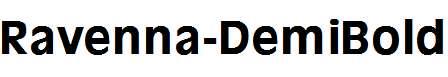 Ravenna-DemiBold