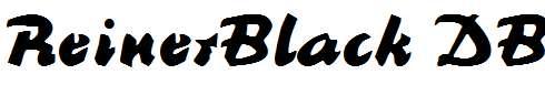 ReinerBlack-DB