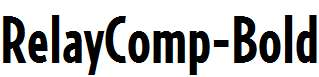 RelayComp-Bold