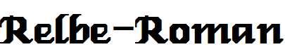 Relbe-Roman