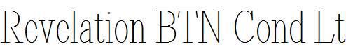Revelation-BTN-Cond-Lt