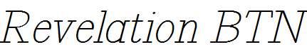 Revelation-BTN-Oblique