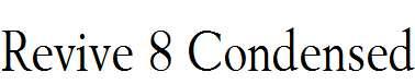 Revive-8-Condensed-Normal