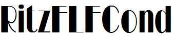 RitzFLFCond