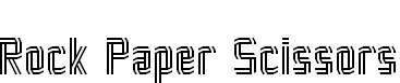 RockPaperScissors-Regular
