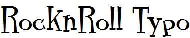 RocknRollTypo