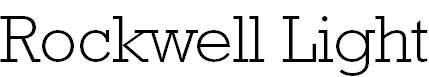 Rockwell-Light