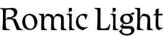 Romic-Light
