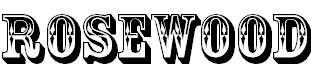 Rosewood-Regular