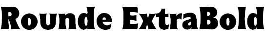Rounde-ExtraBold
