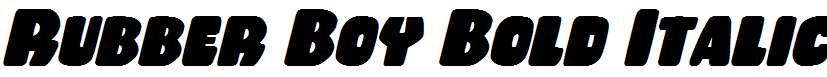 Rubber-Boy-Bold-Italic