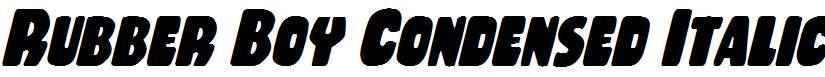 Rubber-Boy-Condensed-Italic
