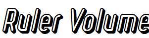 Ruler-Volume