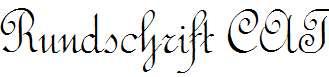 RundschriftCAT