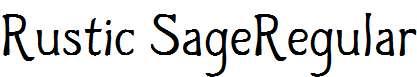 Rustic-SageRegular