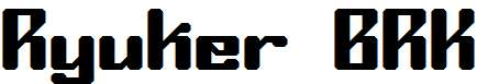 Ryuker-BRK