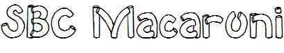 SBC-Macaroni
