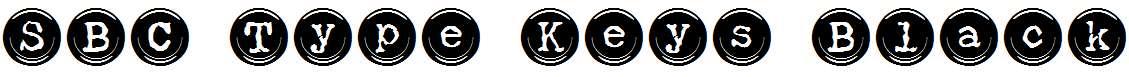 SBC-Type-Keys-Black