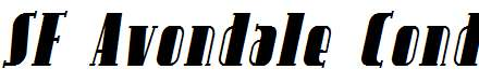 SF-Avondale-Cond-Italic