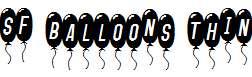 SF-Balloons-Thin-Italic