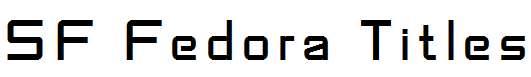 SF-Fedora-Titles