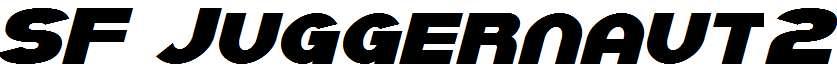 SF-Juggernaut2-Bold-Italic