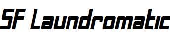 SF-Laundromatic-Bold-Oblique